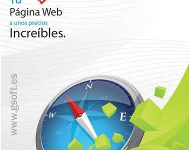 Webalizate Ya con Gsoft Informática