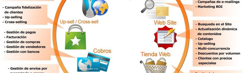 Un eCommerce no es una web