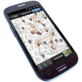 Aplicación móvil de Aquí Hay Menu