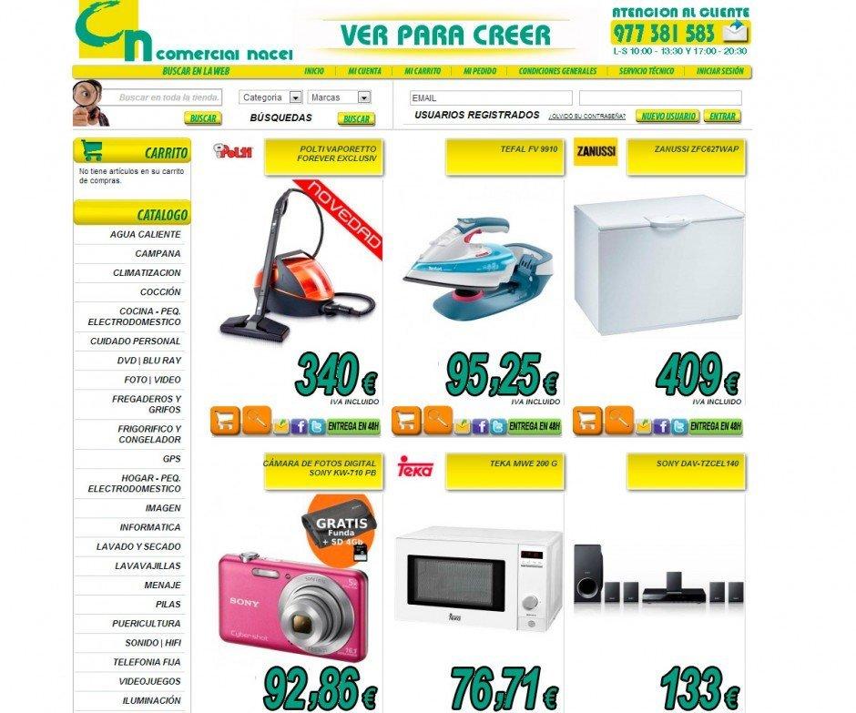 Comercial Nacel