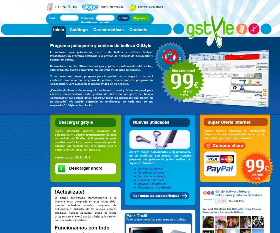 Gstyle Software