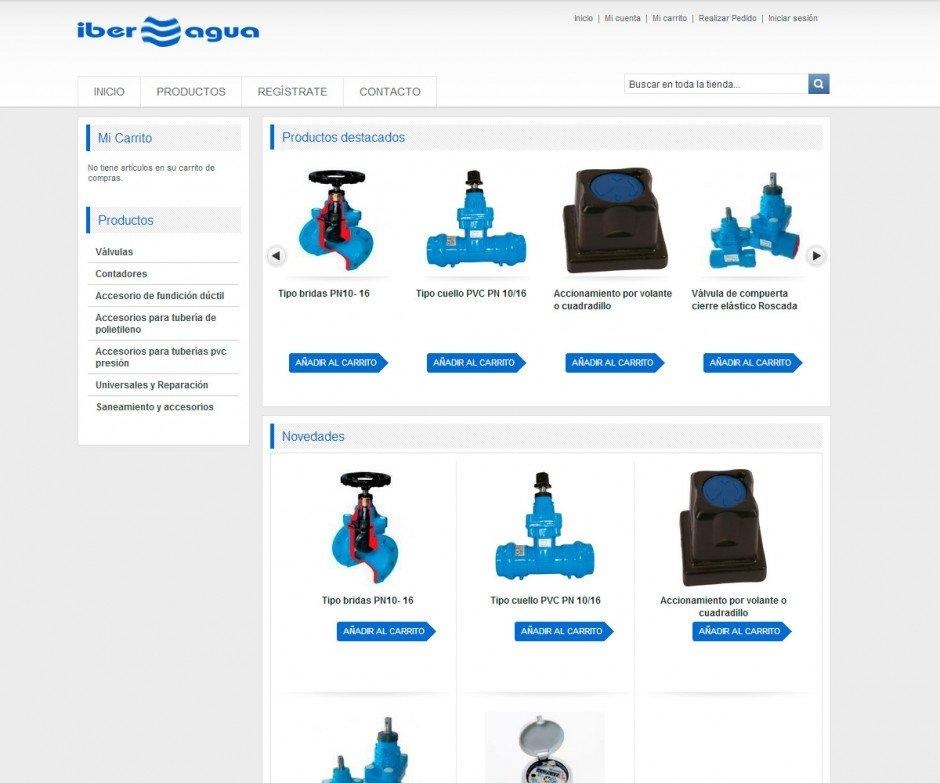 Ibergua tienda online