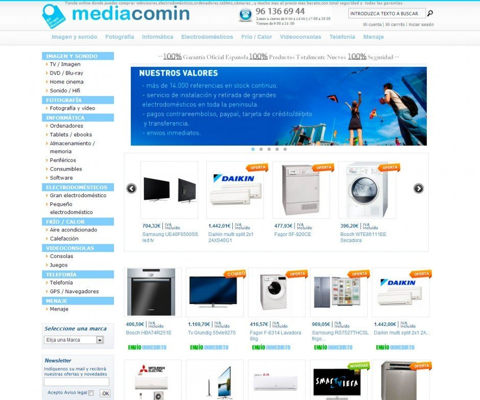 Mediacomin