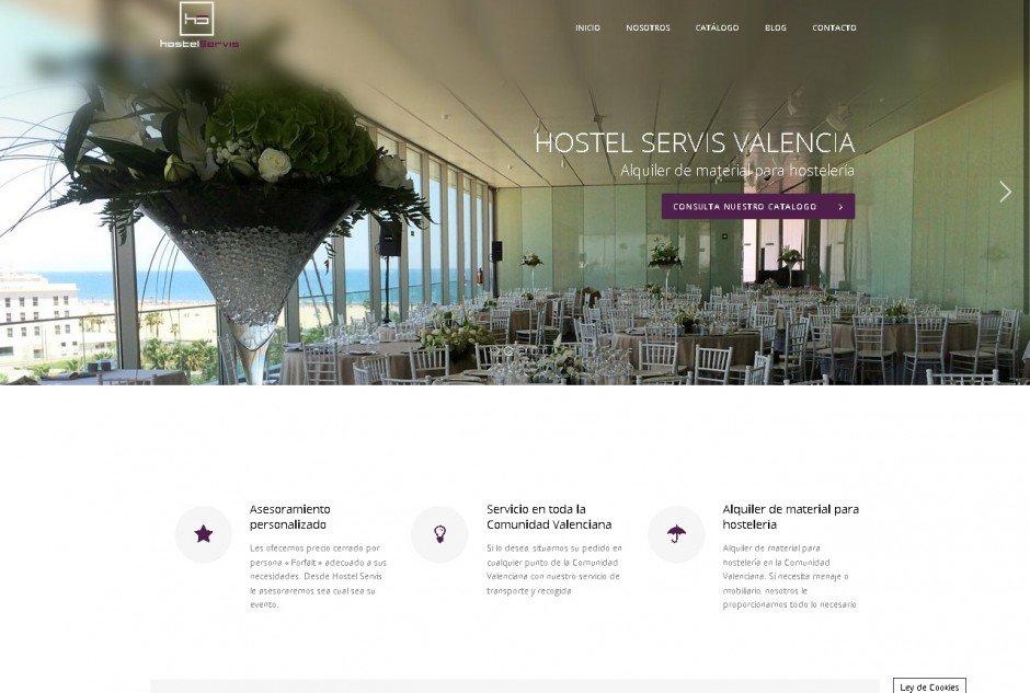 Hostel Servis Valencia