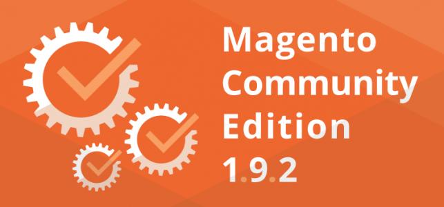 Nueva versión de Magento CE 1.9.2