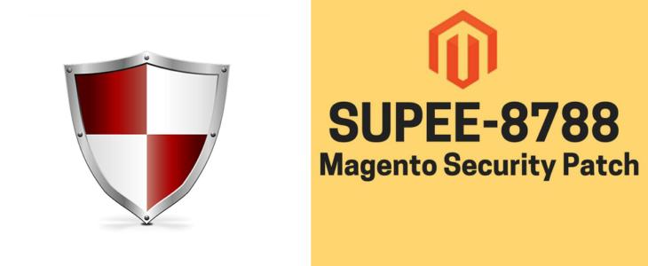 Parche de Seguridad SUPEE 8788 para tienda online Magento