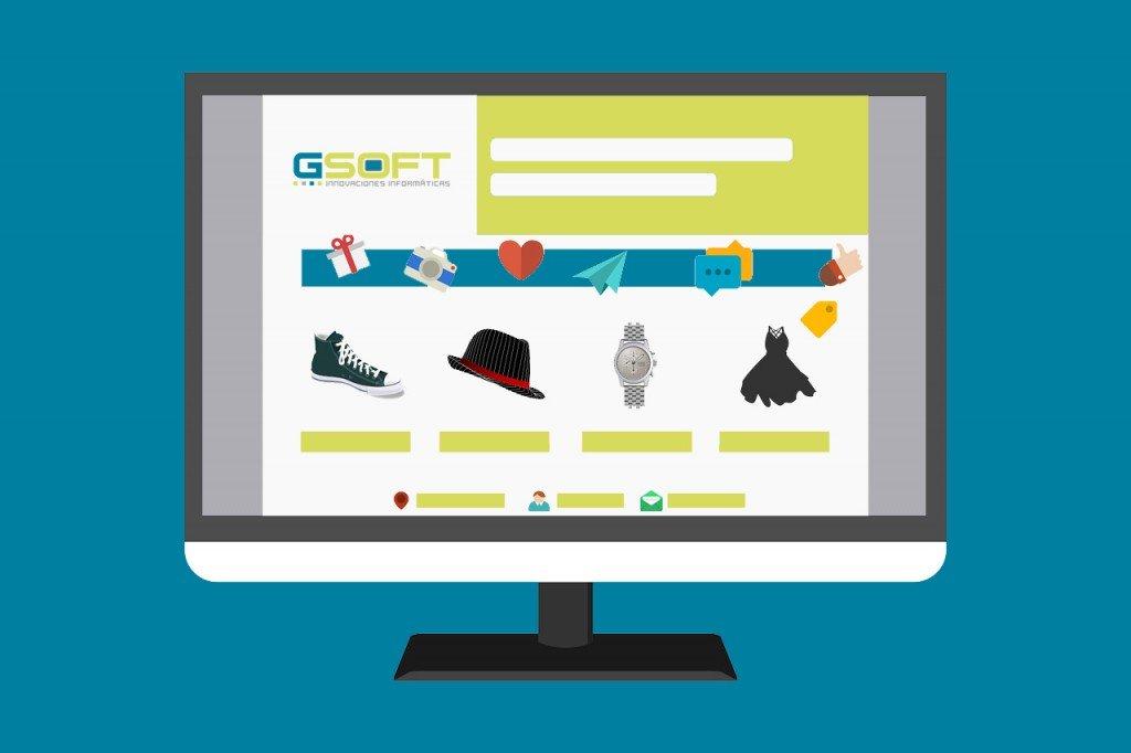 Diseño y desarrollo de tiendas online en gsoft