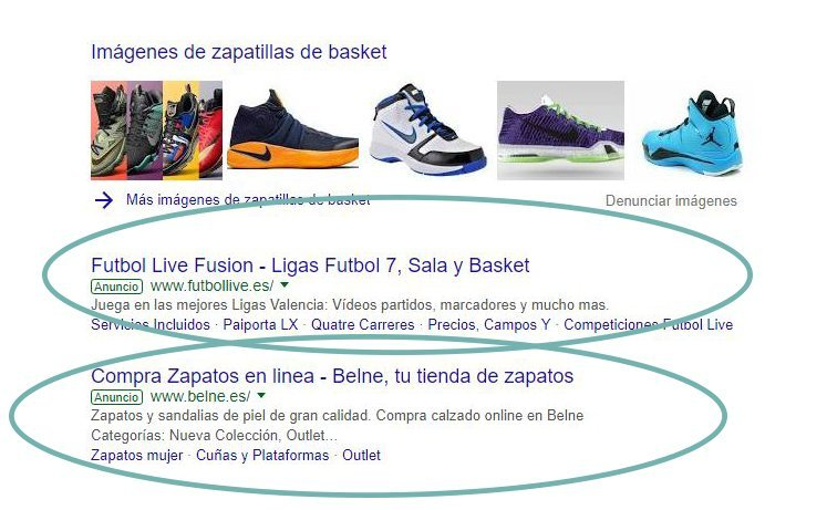 sem google adwords fail