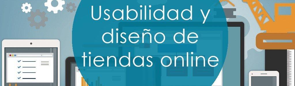 Usabilidad y diseño de tiendas online