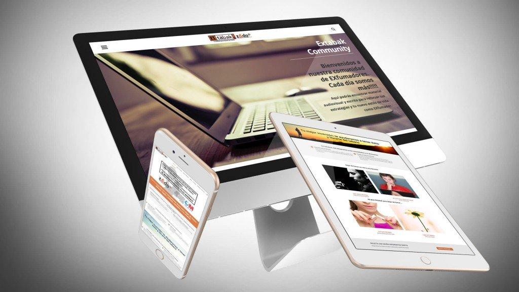 Usabilidad y diseño de tiendas online responsive