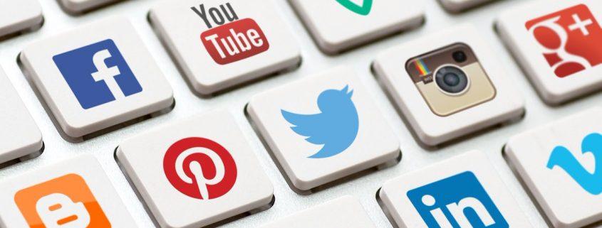 origen redes sociales