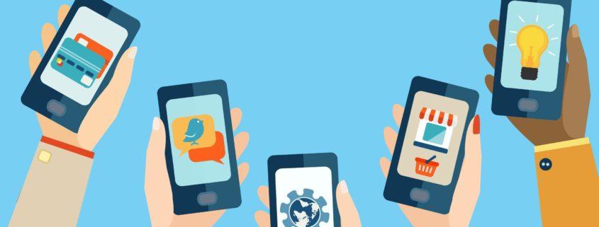 Usabilidad y diseno de tiendas online móviles en mano