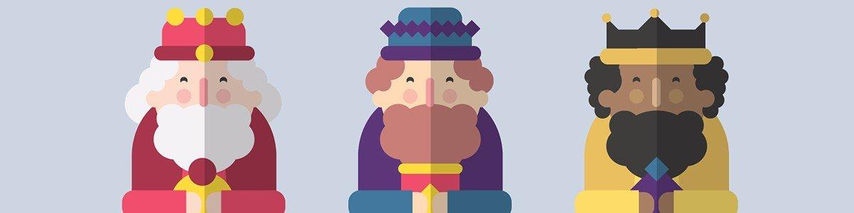 Los reyes Magos se adaptan a la era online