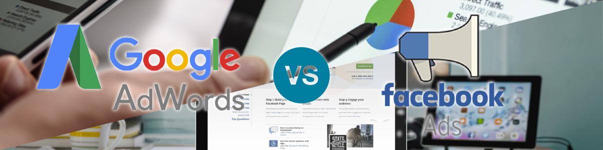 AdWords vs Facebook Ads: ¿cuál es mejor para tu negocio?