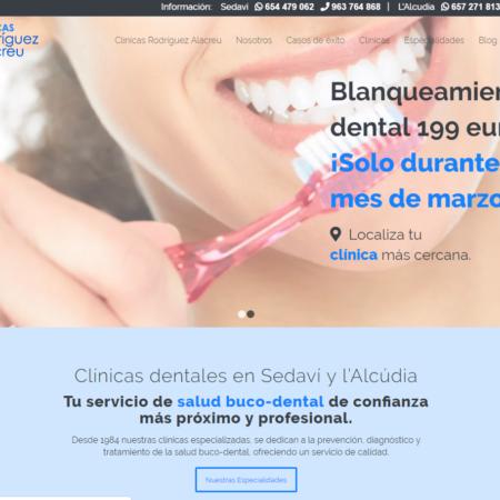 Clínicas Rodríguez Alacreu