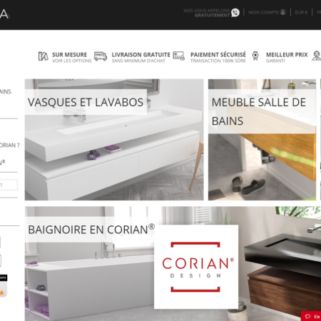 E-commerce Riluxa