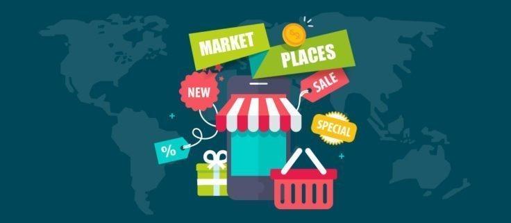 Marketplaces Amazon eBay