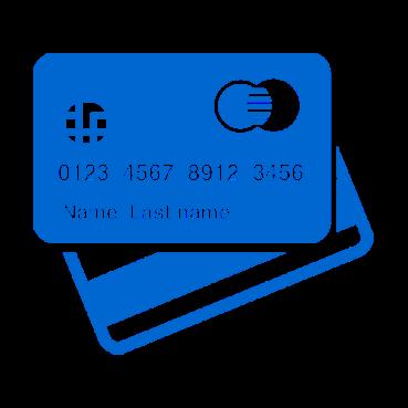 TPV bancario de pago con tarjeta