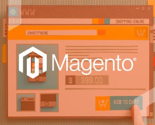 Plantillas para diseño de Magento 2