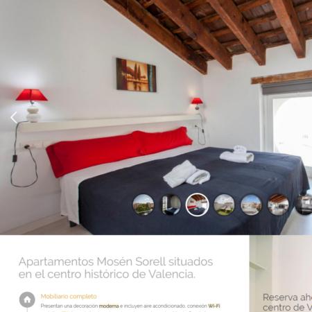 Apartamentos Mosén Sorell