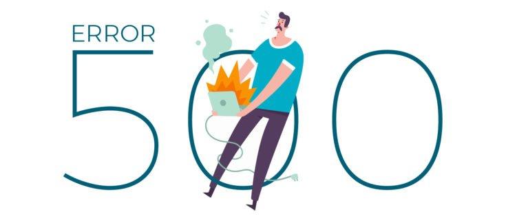 error 500 en PrestaShop